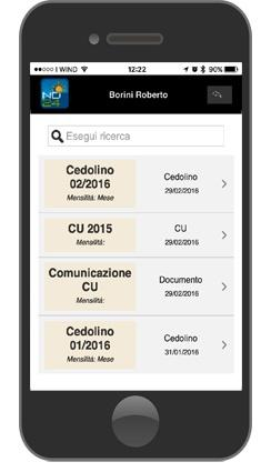 Gestione Cedolini Paghe online