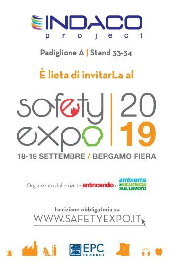 Invito SafetyExpo 2019