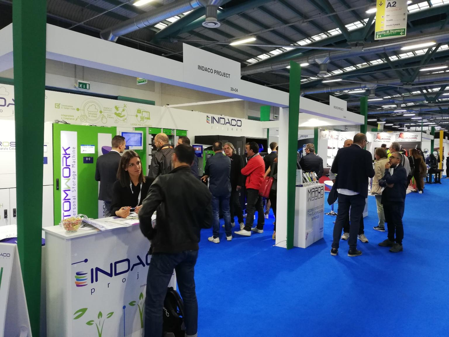 Indaco Project al SAFETY EXPO settembre 2019